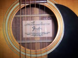 Fender   Forums     View topic   F    FENDER QUESTION
