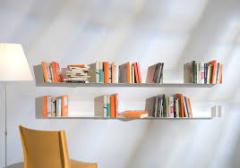 Modern Contemporary Bookshelves by Furniture Bookcase Lineaire Modern New 2017 Bookshelf Design