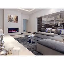 50 Electric Fireplace by Electric Fireplace Fireplaces Bellacor