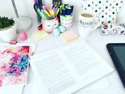 Good morning             I dedicate my weekends to my thesis  here     s my current desk situation  And coffee of course        Happy Sunday