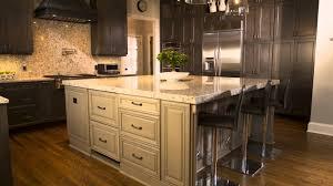 Kitchen Cabinet Wood Types Dark Brown Kitchens In Seattle Painting Oak 100 Fascinating