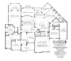 brickmont manor house plan house plans by garrell associates inc brickmont manor house plan 06237 1st floor plan