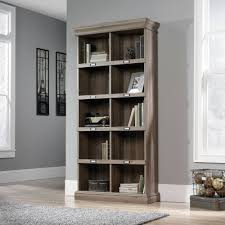 sauder barrister lane tall bookcase multiple colors walmart com
