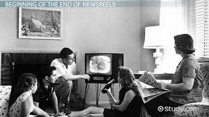 Mass Media in the U S  in the     s   Video  amp  Lesson Transcript   Study com Study com