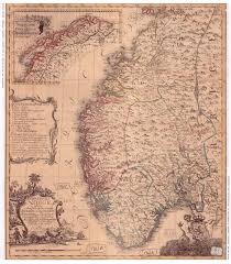 Oldest Map Of North America by Atlas Of Norway Wikimedia Commons