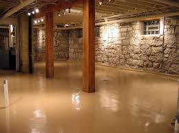 Insulating Basement Concrete Walls by Concrete Basement Walls Basements Ideas