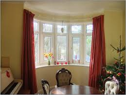 curtains for curved bay windows ideas windows u0026 curtains