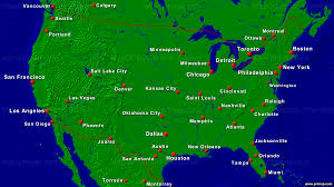 Charlotte Usa Map by Map Most Popular Attraction In Every State Timecom United States