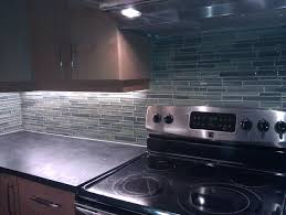 interior kitchen backsplash glass tile green for greatest