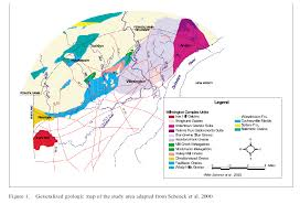 Map Of Pennsylvania And New Jersey by Geochemical Data Of Mafic Rocks In Delaware Piedmont Pa And Md