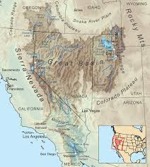North Las Vegas Map by Great Basin Wikipedia