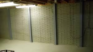 steel i beams bowed walls best waterproofing