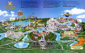Orlando Universal Studios Map by Top Five Experiences Never Built At Universal Orlando World Of