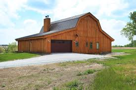 barn wood home great plains gambrel barn home project dti1011
