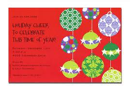 christmas holiday celebration invitation card design with black