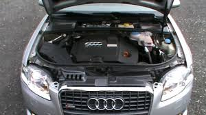 2007 audi a4 2 0 tdi dpf s line review start up engine and in
