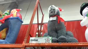 The Home Depot Christmas Decorations Home Depot Christmas Display 2015 Youtube