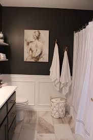 Do It Yourself Bathroom Ideas Colors Best 25 Wainscoting Bathroom Ideas On Pinterest Bathroom Paint
