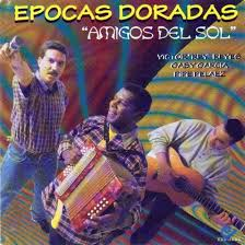 Carátula Frontal de Victor Reyes / Gaby Garcia / Felipe Pelaez ... - Victor_Reyes_Gaby_Garcia_Felipe_Pelaez-Amigos_Del_Sol_-_Epocas_Doradas-Frontal