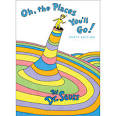 Oh, The Places You'll Go! Book - Party Edition