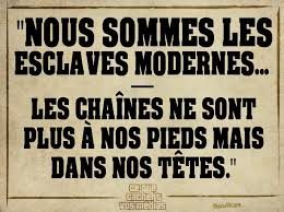 esclaves modernes
