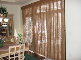blinds sliding doors ideas table and chair and door