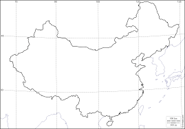 Latitude Map China Free Map Free Blank Map Free Outline Map Free Base Map