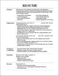 Technical Sales Resume Examples 12 Killer Resume Tips For The Sales Professional Karma Macchiato