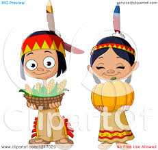 thanksgiving and indians cute thanksgiving indians clipart clipartxtras