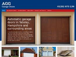 agg automatic garage doors serves berkshire and surrey