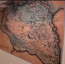 Morrowind Map Uesp Forums U2022 View Topic Morrowind In 200 Years
