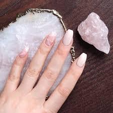 how to do rose quartz nail art teen vogue