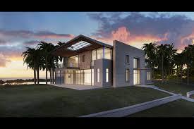 beach house modern home design