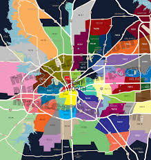 Map Card Austin by Ft Worth Zipcode Map Fort Worth Zip Code Map Ft Worth Zipcode