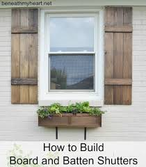 How To Build A Cottage House by Best 10 Cottage Shutters Ideas On Pinterest Window Shutters
