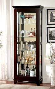 curio cabinet curio cabinetrating ideas for above kitchen