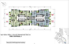 Central Park Floor Plan by 5 Star Luxury Penthouse Vinhomes Central Park Apartment In Ho Chi Minh