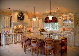 Antique Kitchen Island kitchen astonishing two antique pendant kitchen lamps over gray