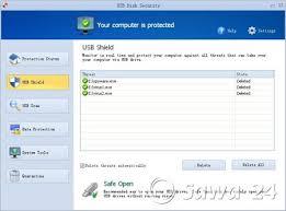 تنزيل برنامج وقاية الفلاش من الفيروسات télécharger USB Disk Security 6.3.0.0