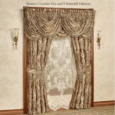 Elegant Kitchen Curtains by Curtain Touch Of Class Curtains For Elegant Home Decorating Ideas