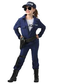 Security Guard Halloween Costume Child Police Costumes Kid U0027s Halloween Costume