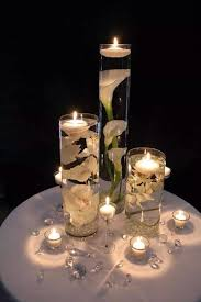 Purple Floating Candles For Centerpieces by 54 Best Flowers Images On Pinterest Marriage Centerpiece Ideas