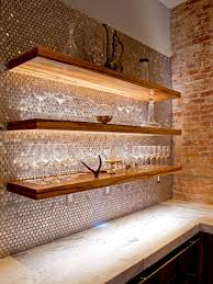 kitchen travertine backsplashes hgtv subway tile kitchen