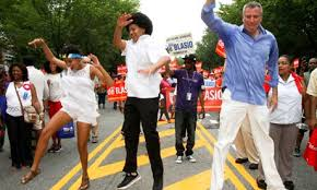 Bill de Blasio Democratic