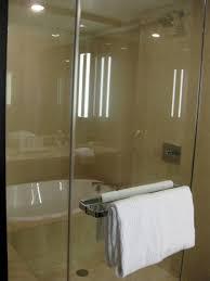 decoration ideas minimalist frameless glass shower door with