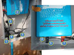 PANTIP.COM : R10076317 รั้วไฟฟ้า..ราคาสบายๆ..ทำไม่ยาก [DIY (do it ...