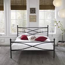 black coated wrought iron leirvik bed frame bedroom magnificent black coated wrought iron leirvik bed frame bedroom magnificent queen bedroom wall decor ikea