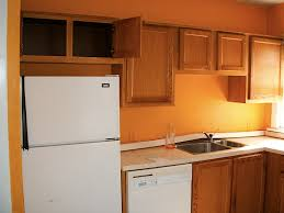 Remodel Small Kitchen Remodel Small Kitchen Spaces With Yellow Wall Interior Color Decor