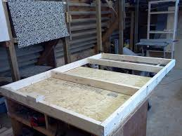 How To Build A Queen Platform Bed Frame by Platform Bed With Drawers 8 Steps With Pictures