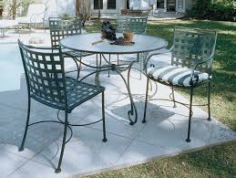 wrought iron patio furniture how to paint wrought iron patio